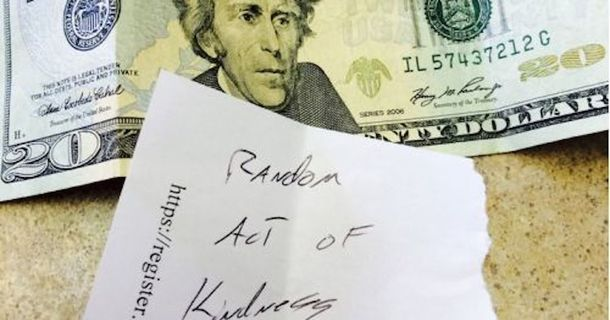 A Woman Lost Her Wallet But It Was Returned With Something Unexpected